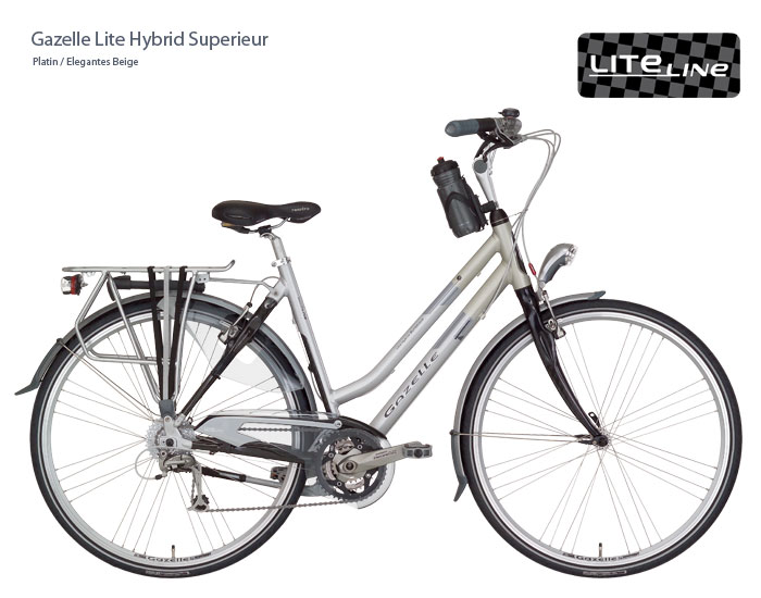 Fotogallerie Zweiradhuette Köln Sülz Gazelle Fahrräder
